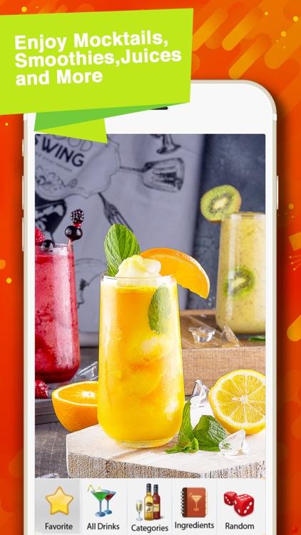 8,500+ Drink Recipes screenshot-4
