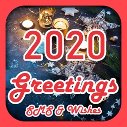 New Year 2020 Greetings & SMS