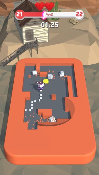 Happy Copter : 3D screenshot 2