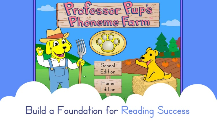 Phoneme Farm: Kids Reading App