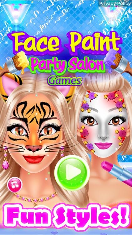 Face Paint Party Makeup Salon screenshot-3