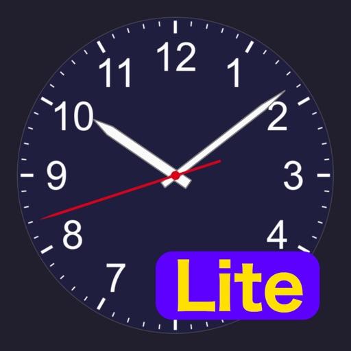 Analog Clock Lite - Pendulum
