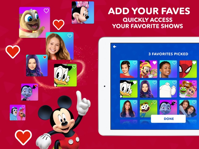 DisneyNOW – Episodes & Live TV on the App Store