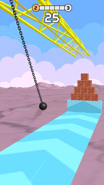 Wrecking Ball 3D screenshot-4