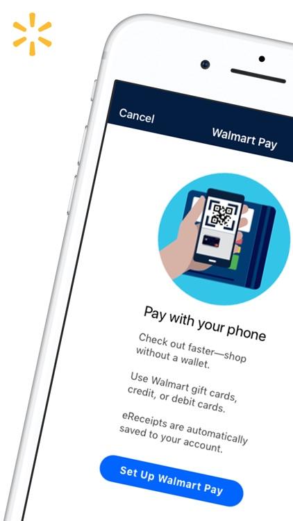 Walmart - Save Time and Money screenshot-0