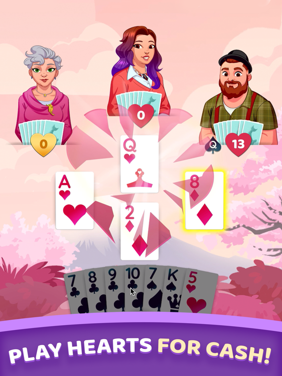 Big Hearts - Card Game screenshot 7