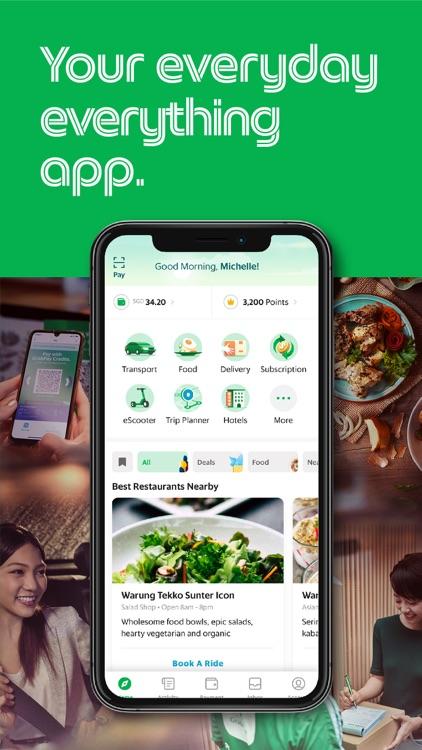 Grab App screenshot-0