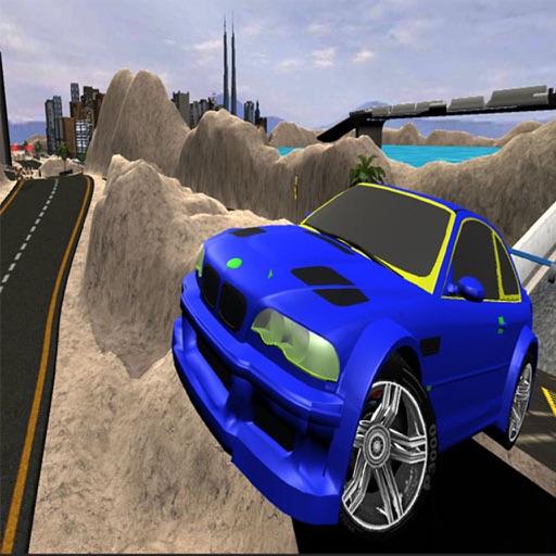 New Drift Real Desert Rally