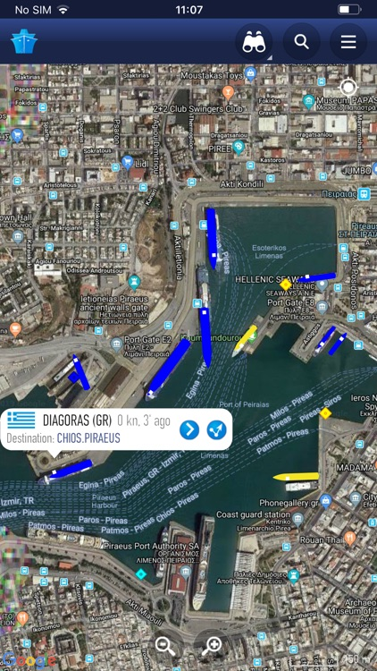 MarineTraffic - Ship Tracking screenshot-4
