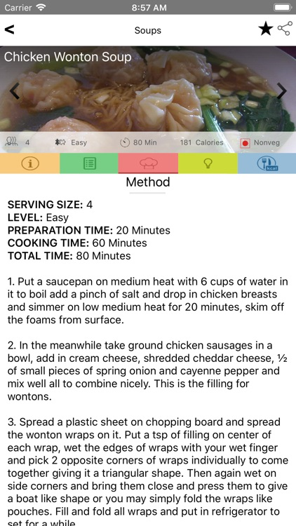 300+ Chicken Recipes screenshot-3