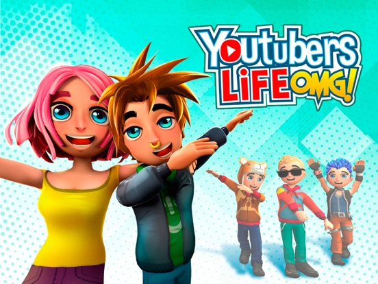 Youtubers Life: Gaming Channel на iPad
