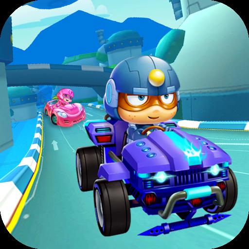 Kids Extreme Car Racing Game