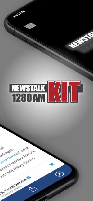 News Talk KIT 1280 on the App Store