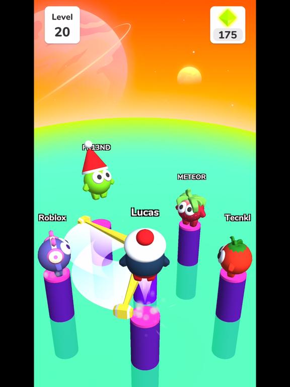 iPad Image of Beam Jump