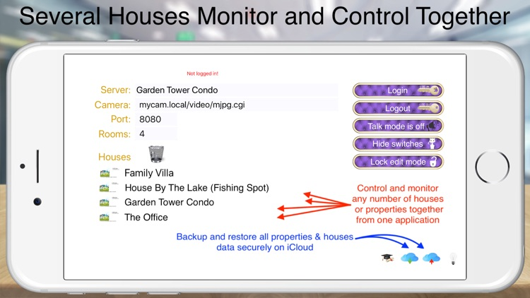 HOS Smart Home All In One Live screenshot-9