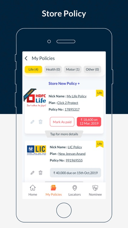 OneInsure: Your Insurance App