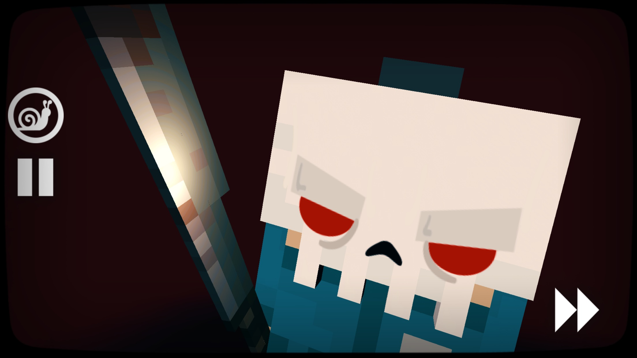 Screenshot do app Slayaway Camp