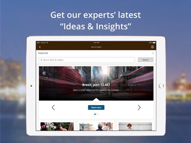 J P  Morgan Mobile® on the App Store