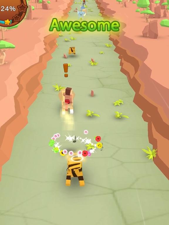 Jungle Rush 3D screenshot 7