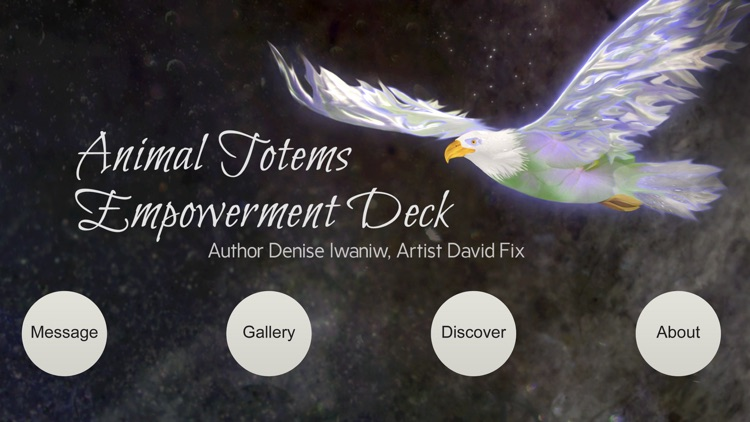 Animal Totems Empowerment Deck