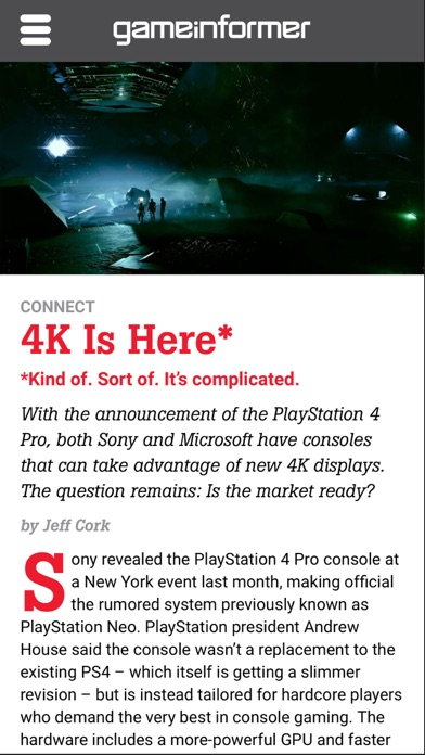 Game Informer Screenshot