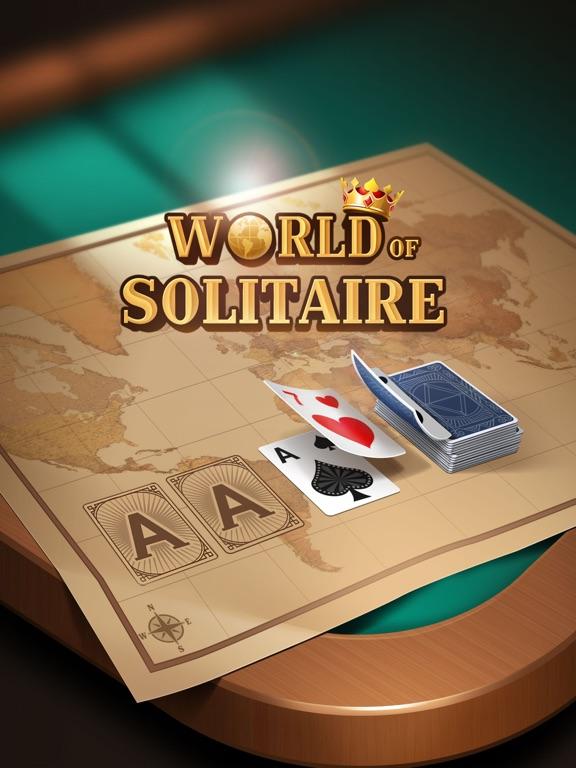 World of Solitaire: Klondike screenshot 13