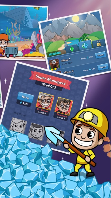 Idle Miner Tycoon App Reviews - User Reviews of Idle Miner Tycoon