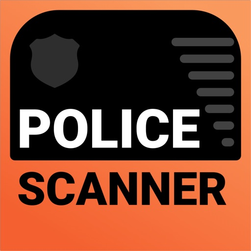 Police Scanner, Live Police free software for iPhone and iPad