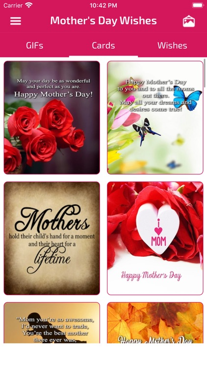 Mother's Day Wishes
