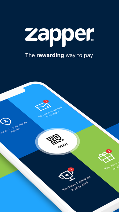 Zapper™ Payments & Rewards