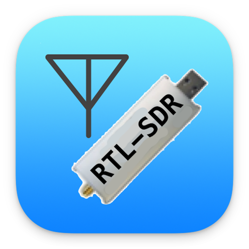 rtl_tcp SDR for Mac