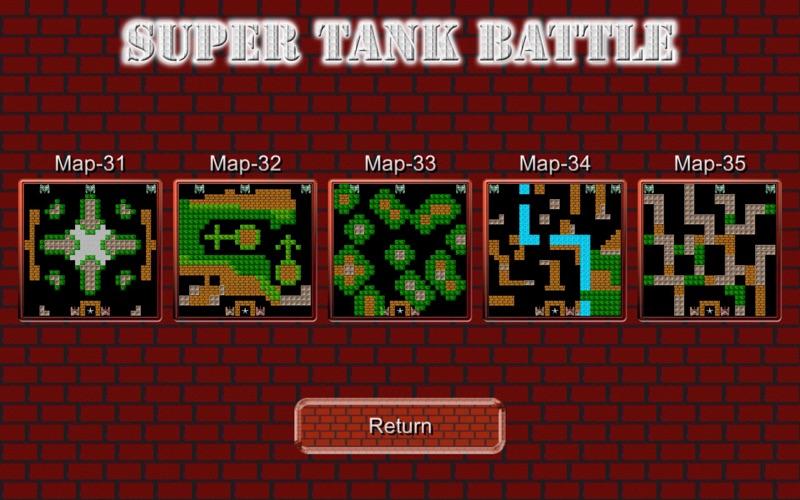 Super Tank Battle screenshot 1