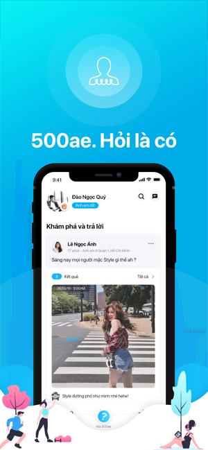 500ae - Hỏi 500 anh em là có Screenshot