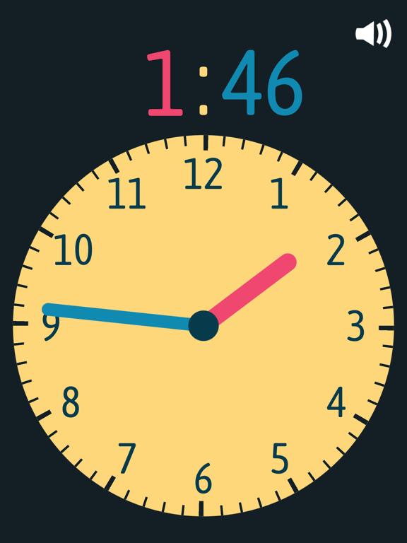I Can Tell Time Screenshots