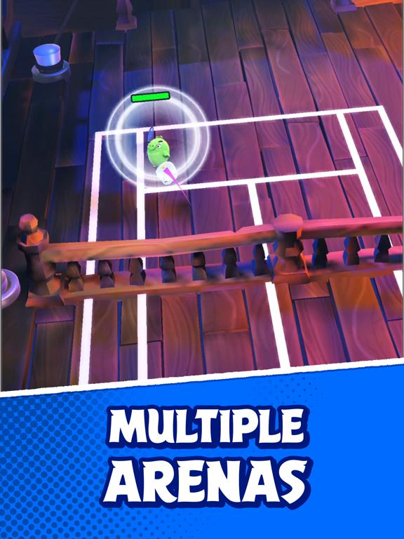 Angry Birds Tennis screenshot 8