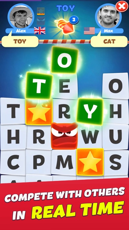 Toy Words - play with friends