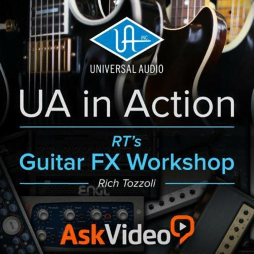 RTs Guitar FX Workshop for UA
