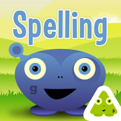 Squeebles Spelling Bee app review