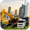 Excavator Crane Mission