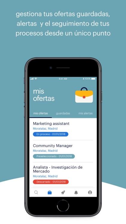 Randstad España: Buscar Empleo screenshot-6