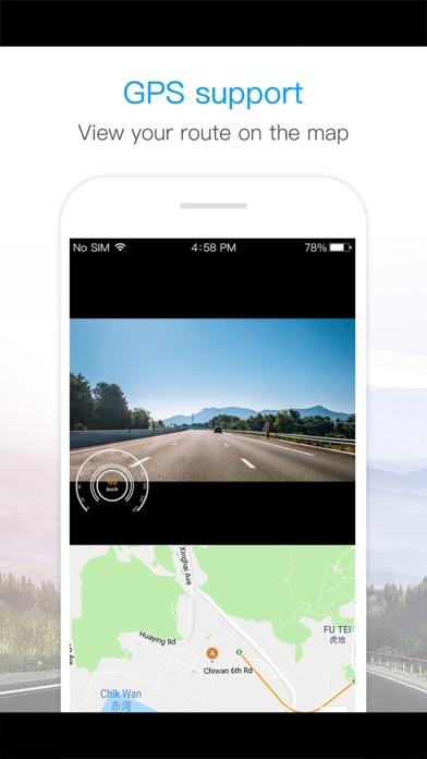Provision DashCam screenshot four