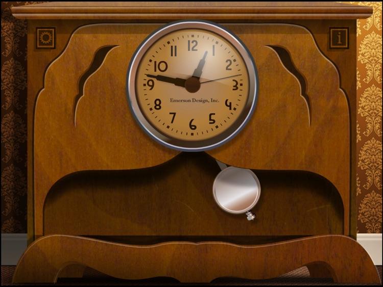 Wooden Clock screenshot-0