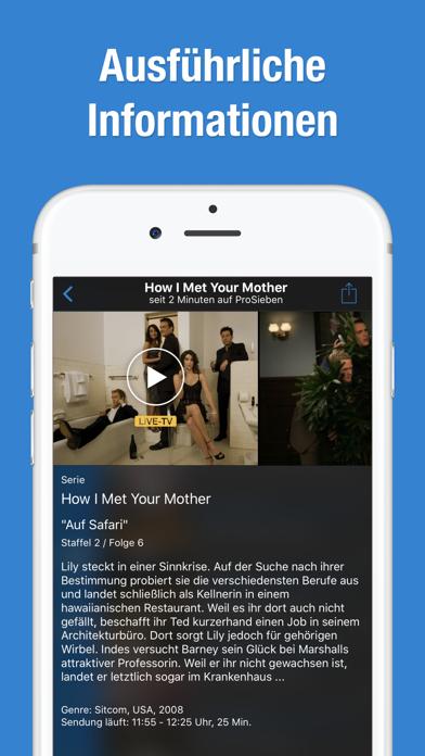 Herunterladen TV.de Live TV App für Pc