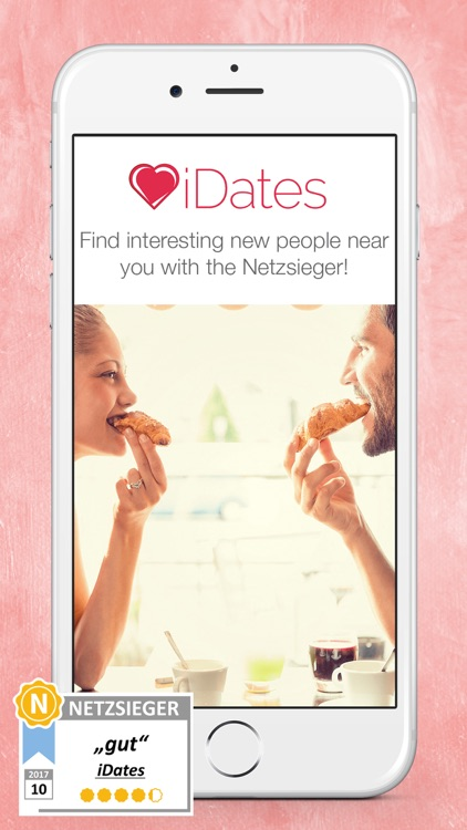 iDates - Dates, Flirts & Chats screenshot-0