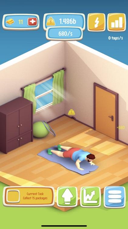 Gym Hero - Idle Clicker Game screenshot-5