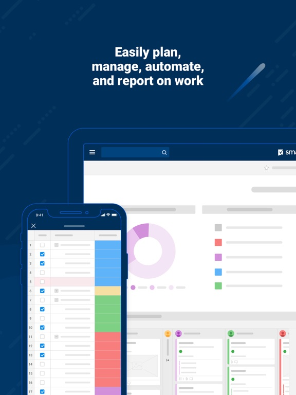 App Smartsheet