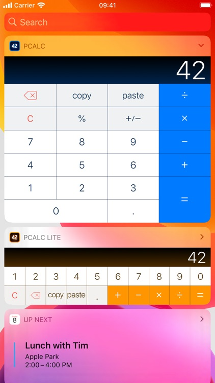 PCalc screenshot-9