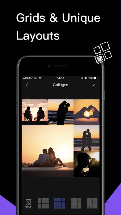 Collage Maker&Photo Gridのおすすめ画像3