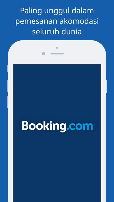 Screenshot for Promo Perjalanan Booking.com in Indonesia App Store