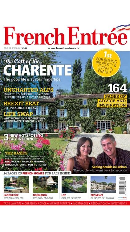 FrenchEntrée Magazine screenshot-9
